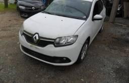 Sucata Renault Logan 2015