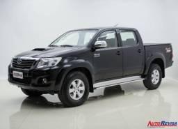 Hilux CD 4X4 Srv Turbo Diesel Automatica - 2013