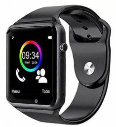 Smartwatch Original A1 Relógio C/chip Bluetooth IOS/android