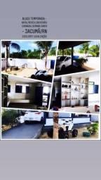 Alugo casa de praia - jacumã/rn - excelente localização