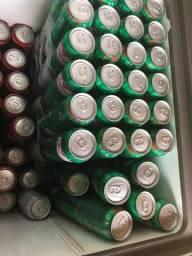 Refrigerantes latas