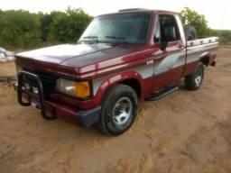 D 20 Custom Ano 91 - Impecável - 1991