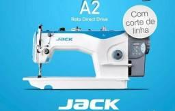 Maquinas de Costura Jack A2 Reta Direct Drive com Corte de Linha Pronta Entrega!