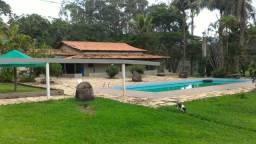 Chácara 12 Alqueires Formada 13 Km Abadiânia Goiás