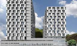 Apartamento com 2 quartos à venda, 55 m² por R$ 190.000 - Quintas das Avenidas - Juiz de F
