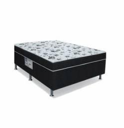 Vendo cama box R$400.00 semi nova