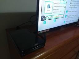 Wii u - 32 gb - desbloqueado com Zelda midia física