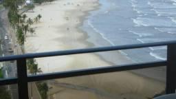 Apartamento na praia da Pitangueiras locação temporada Guarujá