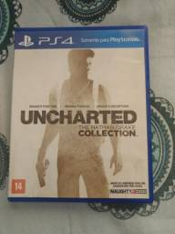 Uncharted Collection NOVO!