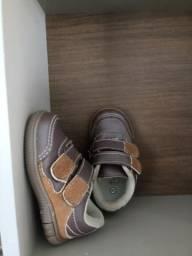 Sapato masculino de couro , novo número 20