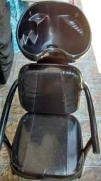 Lavatório cadeira inclinável