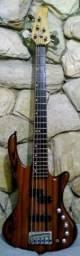 Baixo Marinho guitars EMG Victor Wooten