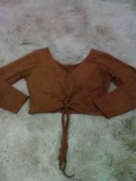 Kit 6 blusas por 45 reais à vista (oportunidade)