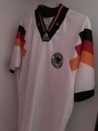 e529a70c65 Camisa da Alemanha década de 90!