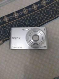Máquina fotográfica digitak