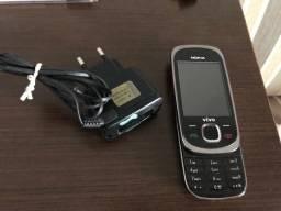 Celular Nokia 7230 Vivo Funcionando chip