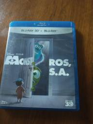 Blu-ray monstros s.a
