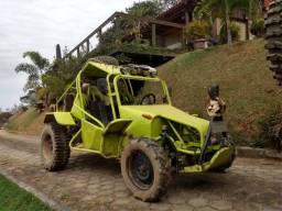 Gaiola preparada para trilha 4x2 emplacada Ano 2009