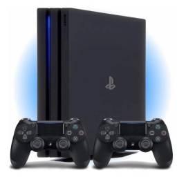 PS4 pro 1Tb SSD, mais veloz nos carregamentos
