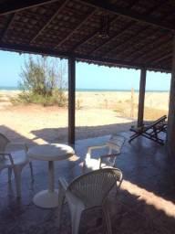 Aluga se casa na praia do peito de moça- Luís Correia