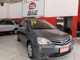 Toyota Etios Hatch XS 1.3 (Flex)