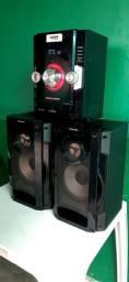 Vendo micro system Panasonic