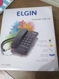 Telefone novo na caixa