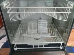 Lavadora de louças enxuta automática