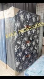 Promoção cama casal 419,90 avista
