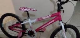 Vende-se bicicleta Houston menina