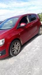 Chevrolet sonic ltz 2013 - 2013