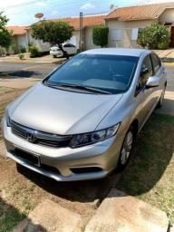 Honda Civic Aut 13/14 - 2014