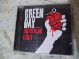 CD Green Day - American Idiot