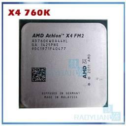 Processador AMD Atlhon X4 760k Quad core 3.8 Ghz Max 4.1 Ghz