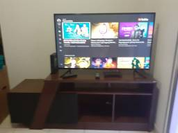Vendo o conjunto rack e Smart TV (ou separado)