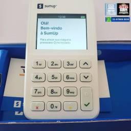 Máquina Cartão SumUp ON , Nova, na Baixada e Rio, Taxa 0% nos 3 primeiros meses