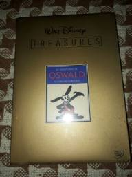 Dvd duplo lacrado com luva. Oswald. Walt Disney. Mickey