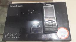 Sony Ericsson k790i antigo