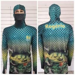 Camiseta Personalizada Ninja Pescador UV