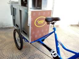 Bike de Churros - Trabalho imediato.