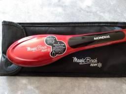 Escova Alisadora Mondial Magic Brush ÍON
