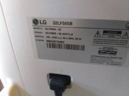 Lg 32 tela IPs digital não é smart