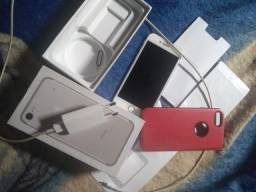 Vendo iPhone7 , 128GB , nota fiscal , carregador original, bateria 77% , em ótimo estado