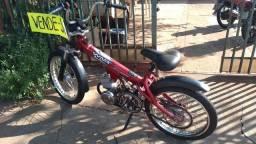 Moto 50cc - não precisa de carteira