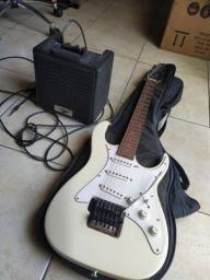Guitarra Luthier + Amplificador