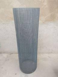 TELA ELETROSOLDADA 15x15mm