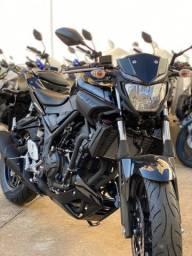 Promoção Yamaha Mt-03 2020/21 0km - R$3.500,00