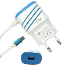Carregador Fast Charge 2 Saidas Usb 3.1a Smartphones Ios - 82305