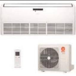 Ar Condicionado Split Piso Teto On/off Trane U-match 36000