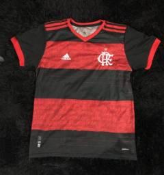 Camisa Flamengo I 20/21 - Masculina